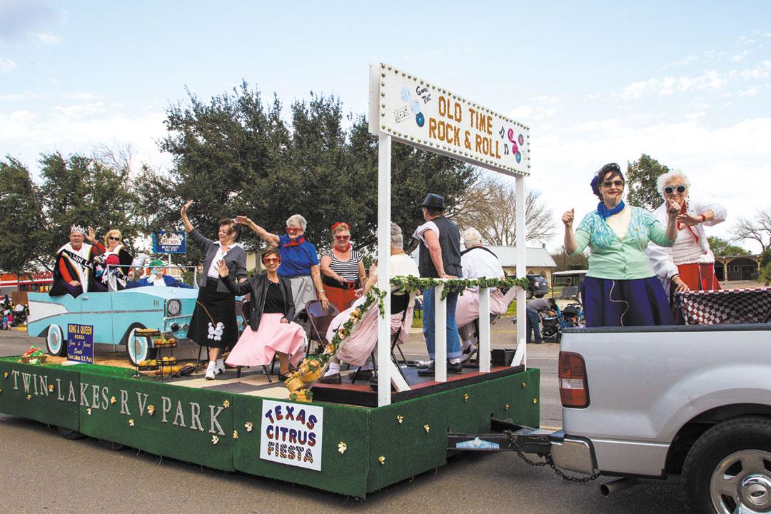Texas Citrus Fiesta Announces Winter Texan Winners