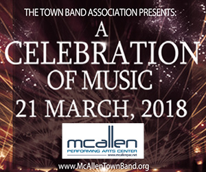 McAllen Town Band - Celebration of Music