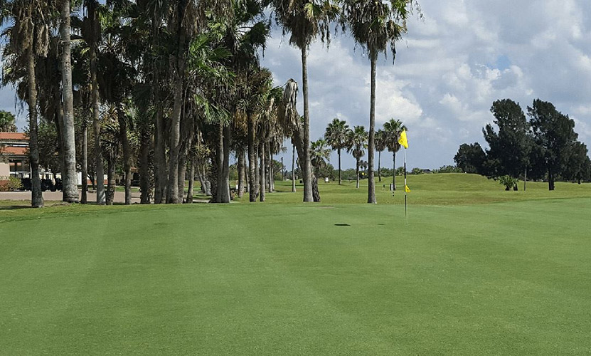 BROWNSVILLE GOLF CENTER NO. 18