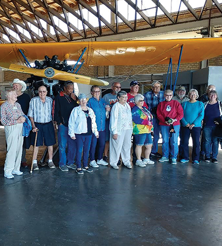 aviation museum tour