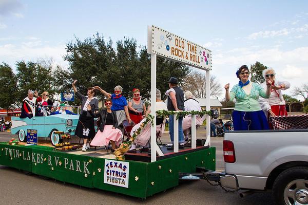 Texas Citrus Fiesta Parade Deadline Nears