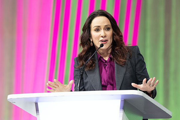 roots tech Patricia Heaton 2019 keynote Speaker
