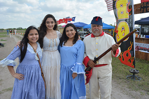 20170323 Texas Independence Day San Benito MOERING DSC 0819