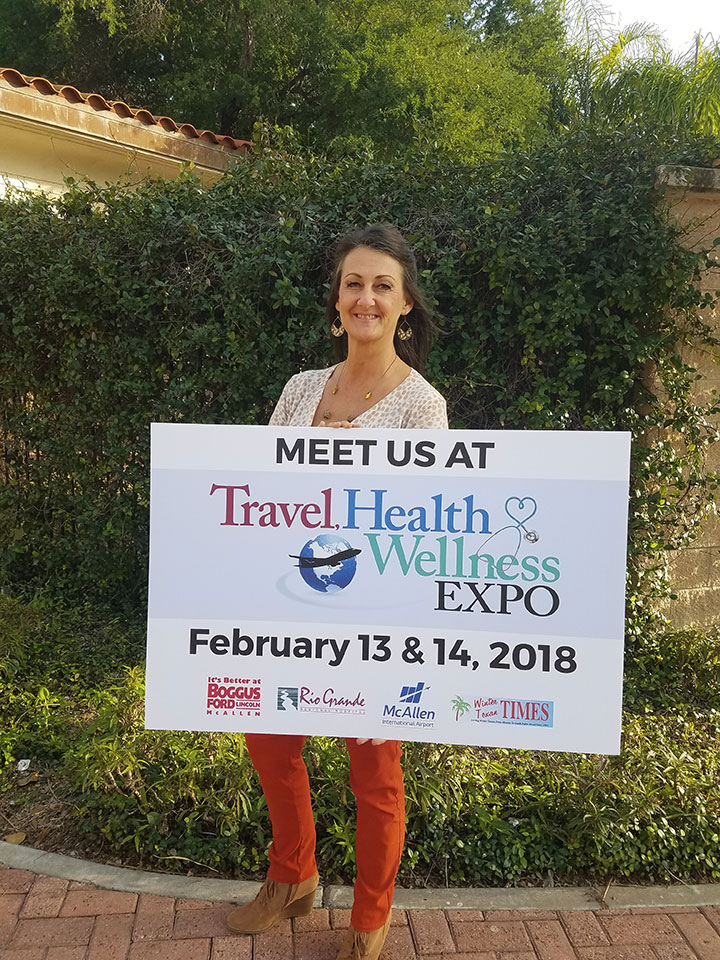 20180104 TRAVEL SHOW Jan with sign