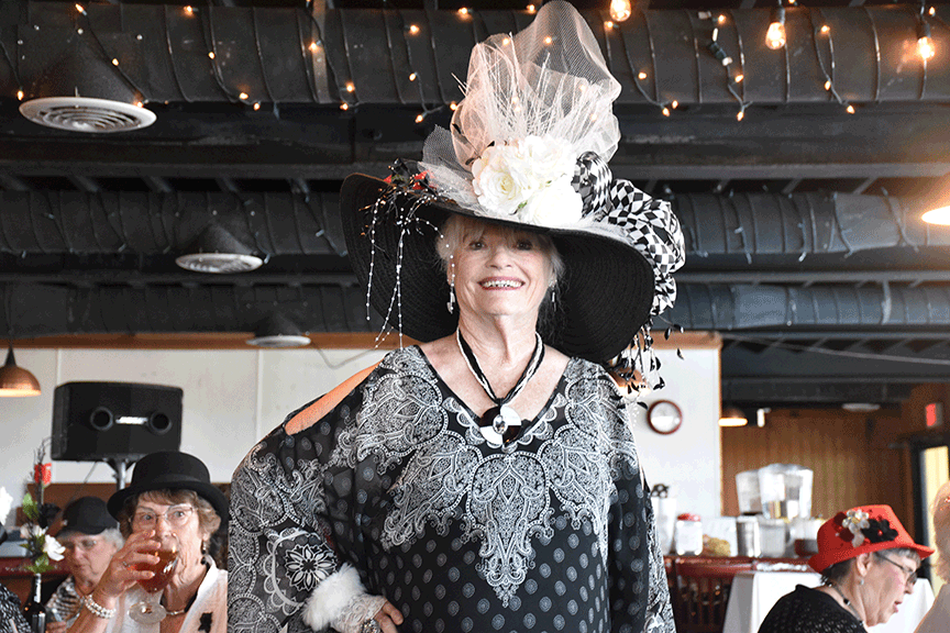 20180308 Red Hats Ladies Luncheon KODSC 0082