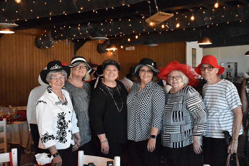 20180308 Red Hats Ladies Luncheon KODSC 0119