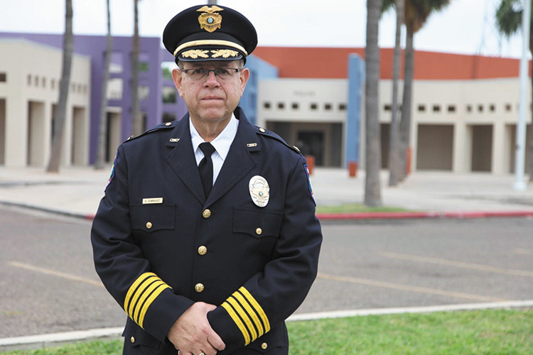 20190313 Mission Police Chief Robert Dominguez courtesy